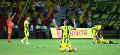 Bucaramanga venció 2-1 a Jaguares en la Liga Águila