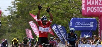 Rubiano ganó en Aguablanca y asumió el primer liderato del Clásico RCN