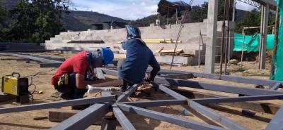 La obra tiene contratada una interventoría por valor de $59 millones de pesos, que será la encargada de velar por la idoneidad de los trabajos. A finales de este año se estima que se entregue el CIC