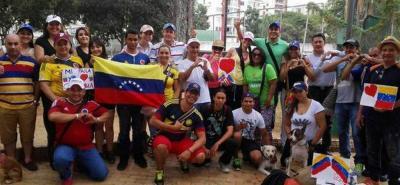A las 11 de la mañana de hoy, se unirán en un abrazo colombianos y venezolanos en diferentes cuidades del país.