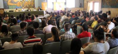 Archivo/ VANGUARDIA LIBERALHoy, de 10:00 a.m. a 1:00 p.m. en la UIS, representantes de Colfuturo explicarán cómo los profesionales podrán postularse al crédito beca.