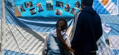 Un total de 44 tripulantes iban a bordo del submarino argentino desaparecido en noviembre del año pasado en el Atlántico Sur.