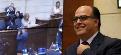 Duque no extraditará a Venezuela a diputado Julio Borges