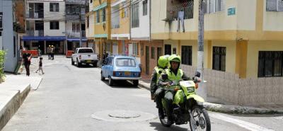 Investigadores de la Sijín adelantan una investigación para dar con el paradero de alias 'Gato'. El caso sucedió en el barrio Pablo Vl.