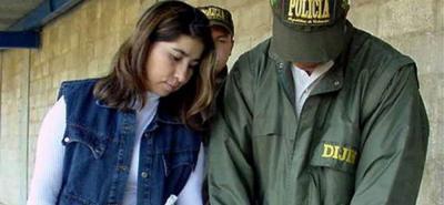 La exguerrillera de las Farc alias 'Sonia' es deportada a Colombia