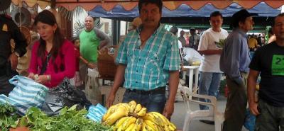 Para la realización de las cuatro últimas jornada del mercado campesino, la Alcaldía de San Gil hizo una contratación por 50 millones para que se encarguen de la logística del evento.