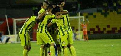 Los goles del partido los marcaron Ayron del Valle para Millonarios, y Harold Gómez y Gabriel Gómez para el Atlético Bucaramanga.