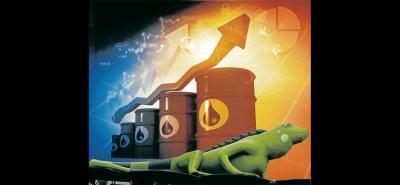 La acción de Ecopetrol alcanza un crecimiento anual de 189% con nuevas alzas del Brent, que cerró la jornada en US$84,98.