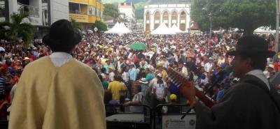 El cierre de la jornada estuvo a cargo de 'Los Jornaleros', el ganador de ganadores en 2017.