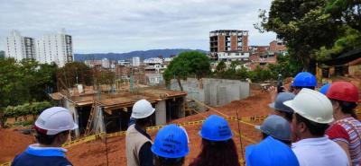 Villa Renacer, después de 12 años, es el primer proyecto de vivienda interés prioritario que se lograr desarrollar en el municipio.