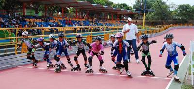 La Secretaría de Deportes de Girón destaca que en el municipio hay talento deportivo.