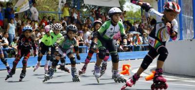 El patinódromo de la Ciudadela Real de Minas recibirá este fin de semana a no menos de 700 deportistas que participarán en el Festival Recreacional Nacional de Escuelas de Formación.
