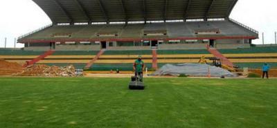 El contrato 766 para el reforzamiento del estadio Alfonso López de Bucaramanga fue por más de $22 mil millones, el cual, según la Fiscalía, no habría sido cumplido a cabalidad.