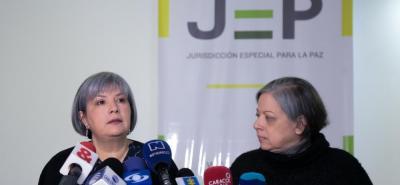 """La JEP rechazó una """"intromisión de la Fiscalía"""" en caso por secuestros"""
