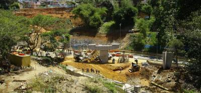 Consorcio confirmó que el proyecto no registra atrasos.