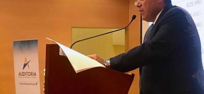 Auditor General presentó el Observatorio de Política Pública del Control Fiscal, herramienta que dará conocimiento y fortaleza a la participación ciudadana.