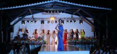 Las participantes deben realizar presentaciones en traje de baño y traje de fantasía.