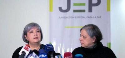 Presidente Duque respalda a la Fiscalía en caso de intromisión en la JEP