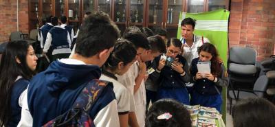En esta oportunidad participaron 17 instituciones educativas oficiales del municipio.