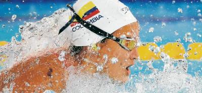 A pesar de contar con 16 años, Valentina Becerra Quintanilla, cuenta con una amplia experiencia internacional, pues ha estado en Juegos Bolivarianos, Suramericanos y Centroamericanos y del Caribe en el último año.