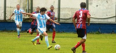 Real Santander empató ayer 2-2 ante Unión Magdalena, en compromiso correspondiente a la penúltima fecha del Torneo Águila. El equipo 'realista' disputará la próxima temporada en otra región.