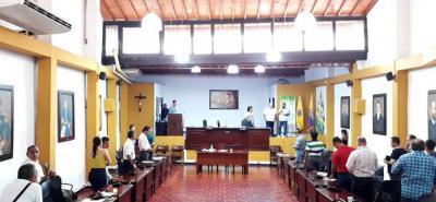 El Concejo de Girón tiene una nueva Mesa Directiva para el 2019, quienes se encargarán de liderar el control político a las diferentes entidades oficiales.