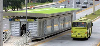 En dos horas, la autoridad de tránsito 'pilló' a los 54 infractores.