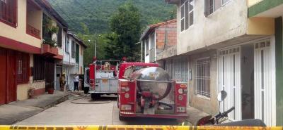 Los Bomberos advierten que cualquier minuto en un incendio es clave para la contención de las llamas y el posible rescate de personas o animales afectados.