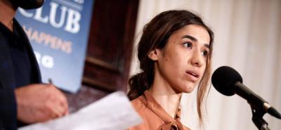 Nadia Murad, Premio Nobel de Paz