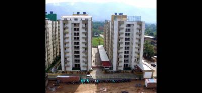 La ciudadela Valle de Barroblanco ha entregado 960 viviendas en los tres conjuntos y espera al cabo de tres años entregar las 1920 unidades habitacionales.