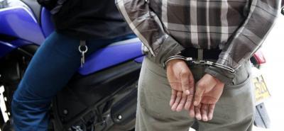Tres integrantes de la banda delincuencial fueron enviados a la cárcel, los otros dos quedaron con detención domiciliaria.