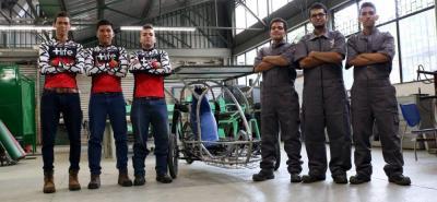 El equipo del Sena de Girón representará a Colombia en Carrera Solar Atacama 2018.