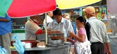 El Bucaramanga y su área metropolitana, el 57,1% de los trabajdores realizan labores informales, según el Dane.