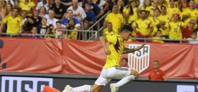 Colombia jugará el martes, a las 7:00 p.m., frente a Costa Rica.