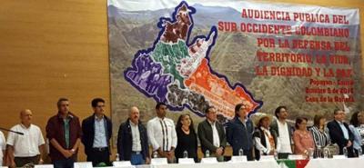La oposición al Gobierno realizó su primer taller ciudadano en Popayán. El próximo será en Barranquilla.
