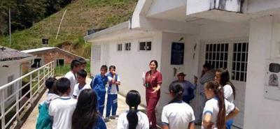 Profesionales del Hospital Local vienen realizando brigadas de salud en todos los Centro de Salud del sector rural