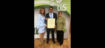 Yolanda Acevedo Silva, Félix Armando Mejía Cajicá y Tulia Cajicá de Mejía.