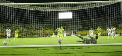 Atlético Bucaramanga suma 26 puntos y se ubica cuarto en la tabla general de la Liga Águila.