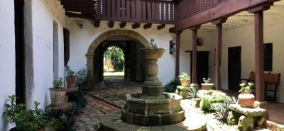 """""""Si fuéramos serios tendríamos que llamarlo Villa de Nuestra Señora de El Socorro"""", afirmó Armando Martínez Garnica, director del Archivo General de la Nación."""