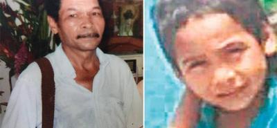 El pequeño Alberto Cardona Sanguino completa 23 días desaparecido