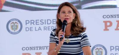 Vicepresidenta pidió crear más secretarías de la mujer