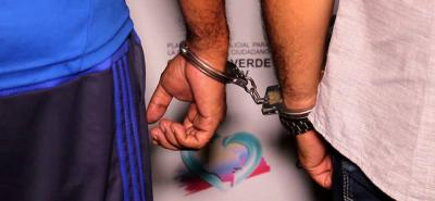 Detenidos dos adolescentes acusados por el homicidio de otros dos jóvenes en Bucaramanga