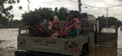 Declaran calamidad pública en La Guajira por emergencias por lluvias