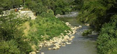 Una de los objetivos a futuro de los ambientalistas es unir esfuerzos para la recuperación del Río de Oro y el Río Frío.
