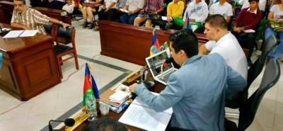 El objetivo de las sesiones es el tratar proyectos de acuerdo, donde cuatro de ellos buscan incorporar recursos al presupuesto municipal.