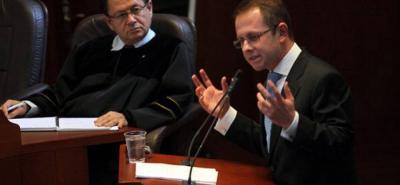 El exministro de Agricultura en el gobierno de Álvaro Uribe Vélez, lleva 382 días privado de libertad en Estados Unidos.