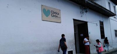 La Clínica de Girón hace la convocatoria para la renovación de los integrantes de la Asociación de Usuarios.