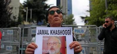 """""""Ciertamente parece que Khashoggi está muerto"""": Trump"""