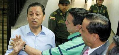Sin la presencia del exalcalde Luis Francisco Bohórquez, los abogados defensores presentaron material probatorio a favor de los acusados en el caso 'Manantial de Amor'.