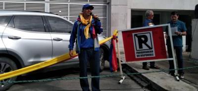 Trabajador de la Fiscalía inició huelga de hambre en Bucaramanga